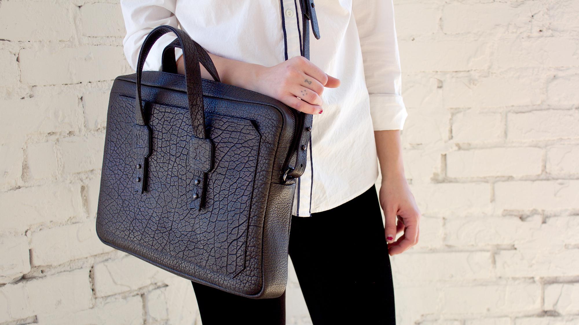 madeline- slim briefcase